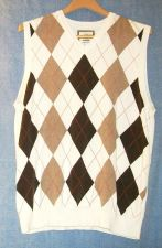 Buy EUC women's, sz. XL, Old Navy, multi-color, sleeveless, pullover, sweater vest