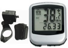 Buy PYRAMID 94403 Wireless Cyclocomputer 13 function bicycle bike SPEEDOMETER
