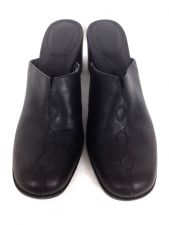 Buy Clarks Shoes Womens 8.5 Black Leather Heels
