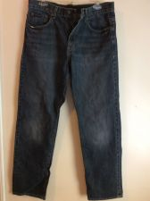 Buy Calvin Klein Mens Jeans Size 32 Denim