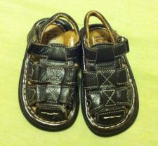 Buy Coco Jumbo Boys Leather Fisherman Sandals Shoes Size 4