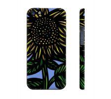 Buy Rybacki Yellow Blue Flowers Floral Botanical Iphone 5/5S Phone Case