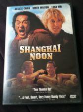 Buy Shanghai Noon (DVD, 2000) COMPLETE!