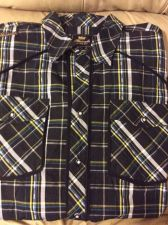 Buy Mens Akademiks Size 2 XL Long Sleeve Shirt New York City