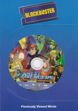 Buy NEXT AVENGERS Heroes Of Tomorrow Blu Ray Disc