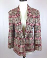 Buy VTG Pendleton Jacket M Womens Wool Multicolor Long Sleeve
