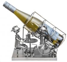 Buy Wine Bottle Holder,foiler,Stopper, Perfect Wedding Gift