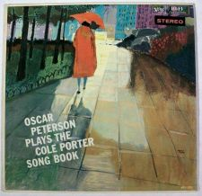 Buy OSCAR PETERSON PLAYS THE COLE PORTER SONG BOOK ~ 1961 Jazz LP Verve