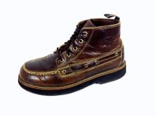 Buy Ariat Shoes 9 Mens Brown Leather Boots