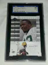 Buy NFL RONDELL MEALY 2000 UD GRADED ROOKIE #96 SGC 9 MNT