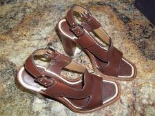 Buy L@@K!!! Prada Calzature Donna 1X5720 Cacao Skiskolaer Size 39 MSRP $495