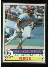 Buy VINTAGE 1979 TOPPS JOE MORGAN # 20 REDS NICE
