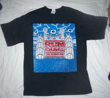 Buy Run DMC Original Concert Shirt 2002 Tour Sz L- exc
