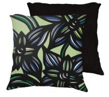 Buy Ahrends 18x18 Blue Yellow Green Pillow Flowers Floral Botanical Cover Cushion Case Th