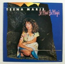 Buy TEENA MARIE ~ It Must Be Magic 1981 Pop / R&B LP