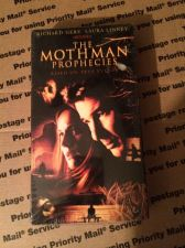 Buy The Mothman Prophecies (VHS, 2002) Brand New!