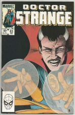 Buy Dr. Strange #63 Potts Marvel Comics Nocenti 1984 Great cover!