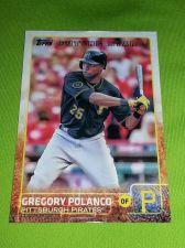 Buy MLB GREGORY POLANCO PIRATES SUPERSTAR 2015 TOPPS #253 GEM MNT