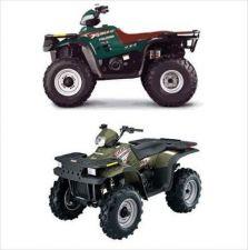 Buy 96-03 Polaris Sportsman 400 / 500 & Xplorer 500 4X4 ATV Service Repair Manual CD