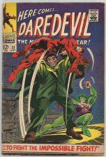 Buy Dardevil #32 Marvel Comics Gene Colan Stan Lee 1967 Fine or better Nice Gloss
