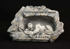 Buy 3D SCULPTURE FRIDGE MAGNET MEMORIAL PLACE HELVETIORUM FIDEI AC VIRTUTI LUZERN
