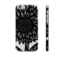 Buy Dalcour Black White Flowers Floral Botanical Iphone 6 Phone Case