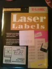 "Buy Laser Labels Diskette 2 3/4""x 2 3/4"" 450 Labels Compare to Avery 5196"