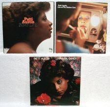 Buy PATTI AUSTIN ~ Lot of ( 3 ) R&B / Dance LPs