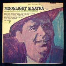 Buy FRANK SINATRA ~ Moonlight Sinatra 1966 Pop LP