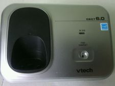 Buy Vtech CS6319 2 main charging base - CORDLESS charger tele phone stand cradle vdc