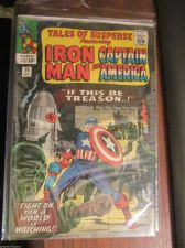 Buy Tales of Suspense #70 Iron Man & Capt. America '67 Jack Kirby Rosen S LEE D Heck