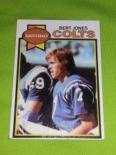 Buy VINTAGE BERT JONES COLTS HOF SUPERSTAR 1979 TOPPS #220 FR-GD