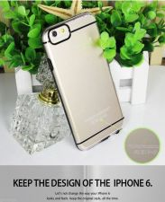 Buy Ultra Hybrid Fusion Case for Iphone 6 and Free Tempered Glass Screen Protector