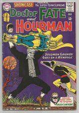 Buy SHOWCASE #55 DC COMICS Fine Murphy Anderson Dr. Fate Hourman Grundy GreenLantern