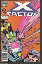 Buy X-Factor #14 NEWSTAND VERSION High Grade Marvel Comics Simonson's