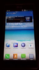 Buy LG SPIRIT MS870 METRO PCS CLEAN ESN 4G LTE TOUCH SCREEN ANDROID