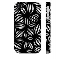 Buy Ohrt Black White Iphone 4/4S Phone Case