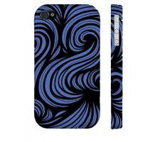 Buy Neilsen Blue Black Iphone 4/4S Phone Case