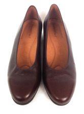 Buy Beautifeel Shoes 39 8 Brown Leather Heels