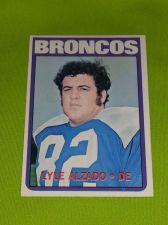 Buy VINTAGE LYLE ALZADO BRONCOS HOF SUPERSTAR 1971 TOPPS #106 GD-VG