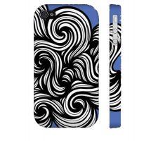 Buy Schleich Blue White Iphone 4/4S Phone Case