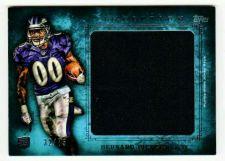 Buy NFL 2012 Topps Inception Bernard Pierce JUMBO Jersey /75 MNT
