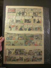 Buy Sun. Funnies Newspaper Strip: 5-31-64 Big Ben Bolt Juliet Jones FLASH GORDON ++