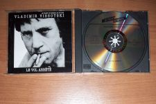 Buy Vladimir Vissotski - Le Vol Arrete CD LDX 274762 Высоцкий Original Pressing R