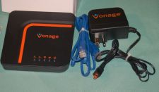 Buy Vonage model VDV23 VD VOIP phone adapter modem internet router ethernet internet