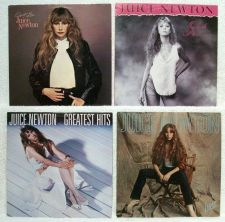 Buy JUICE NEWTON ~ Lot of ( 4 ) Country / Pop Rock LPs
