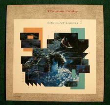 Buy THOMAS DOLBY ~ The Flat Earth 1984 Alt / Prog Rock LP