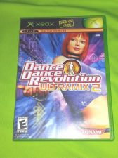 Buy Dance Dance Revolution Ultramix 2 MICROSOFT XBOX TESTED AND WORKING