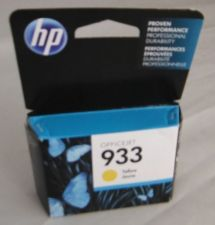 Buy 933 HP yellow color ink ORIGINAL cartridge - OfficeJet 6100 6600 6700 7110 7610