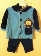 Buy Bon Bebe Baby Boy Pants And Shirt Size 3-6m
